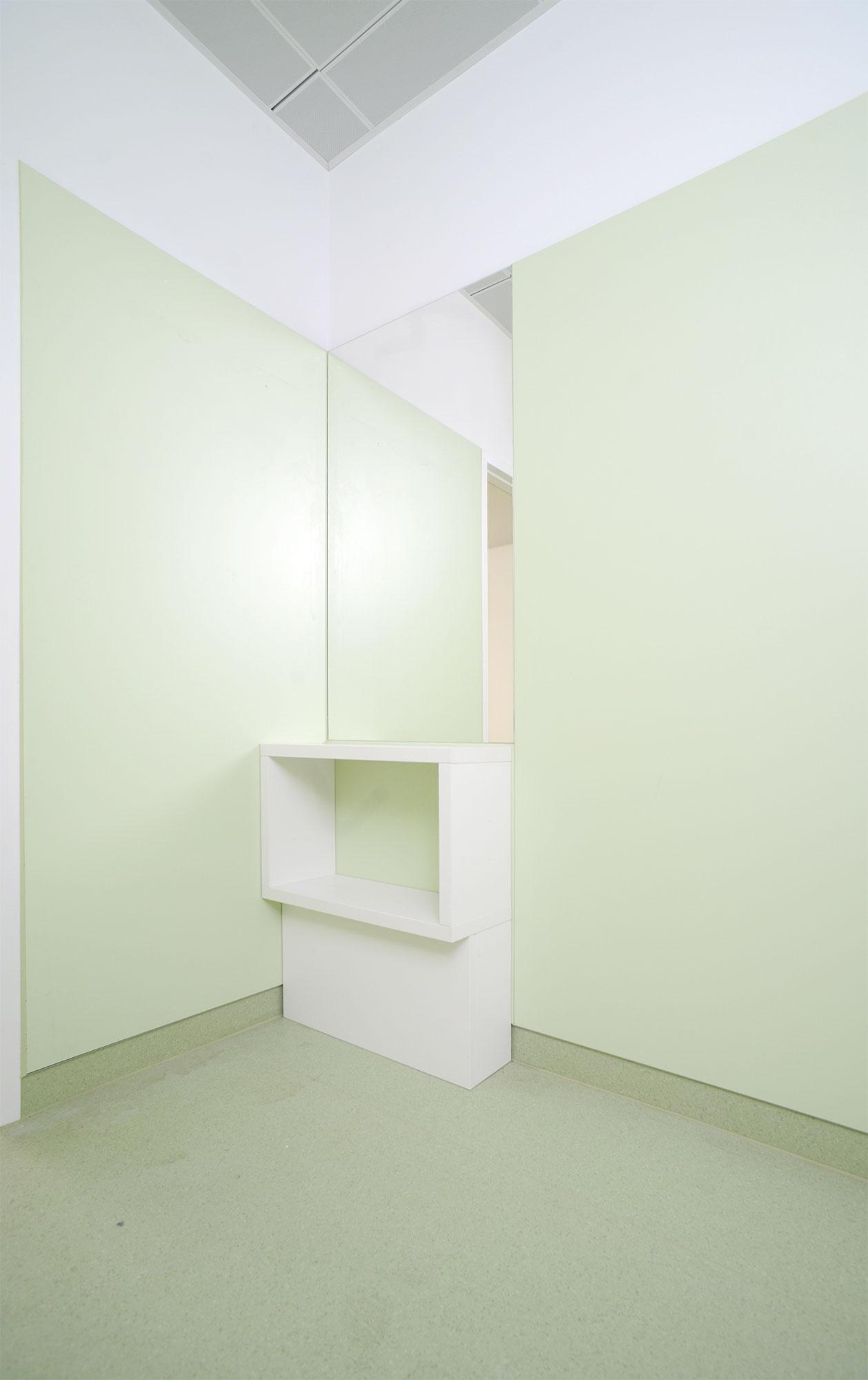 Klinikum Ravensburg – Schiffler Möbelwerke